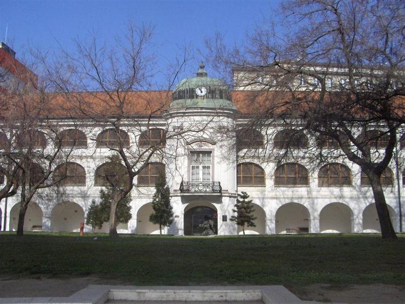 Словацкая национальная галерея, Братислава