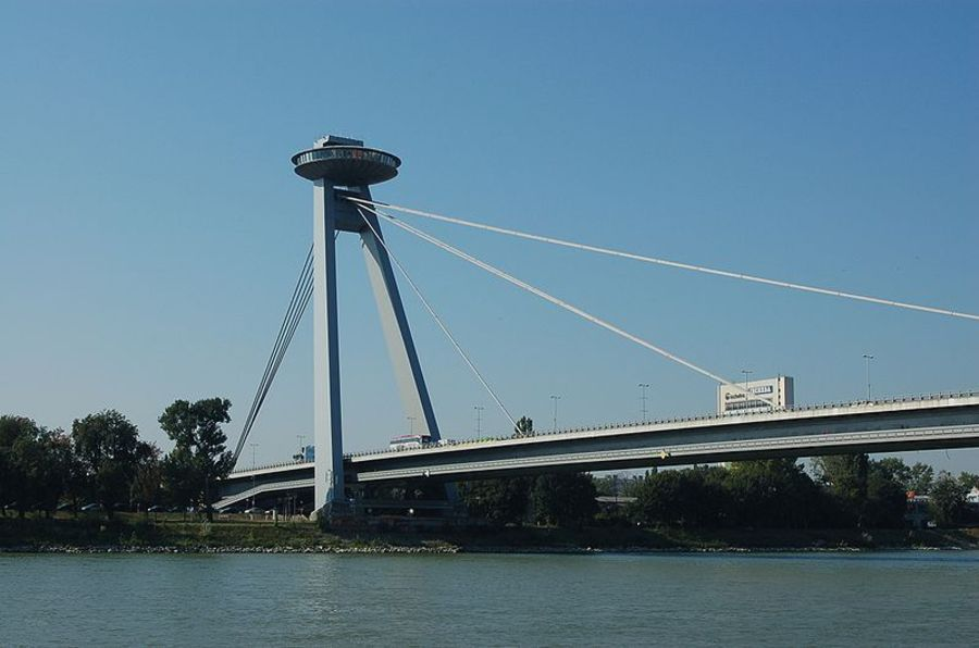 Новый мост, Братислава