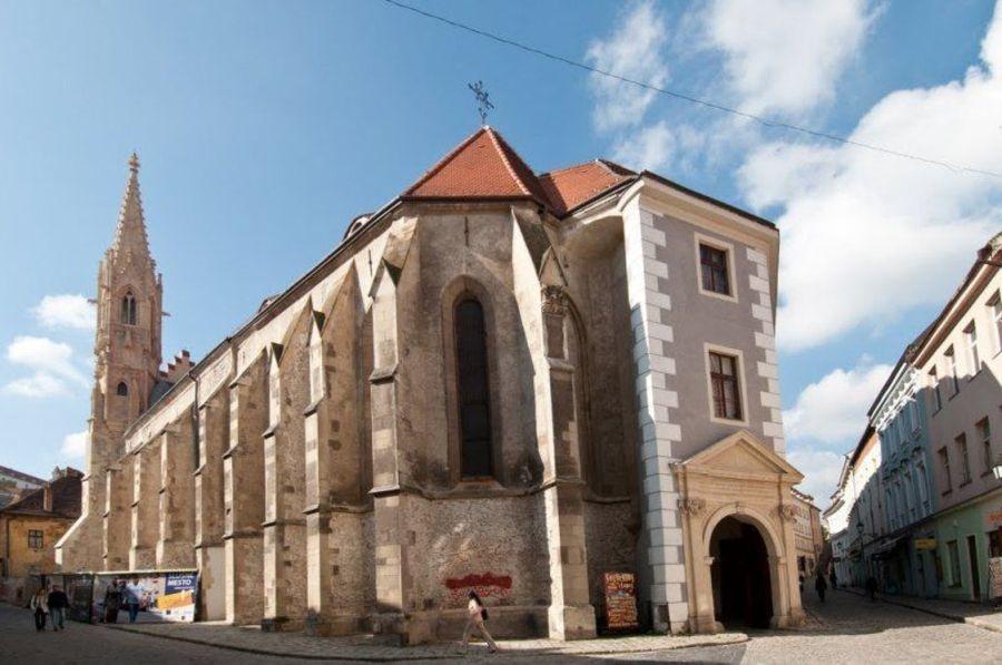 Церковь кларисок