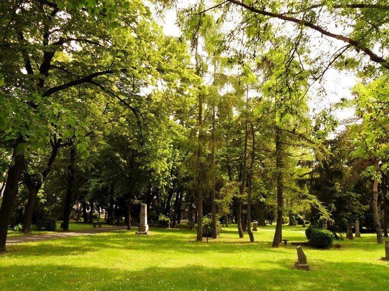 Кладбище Св. Андрея, Братислава