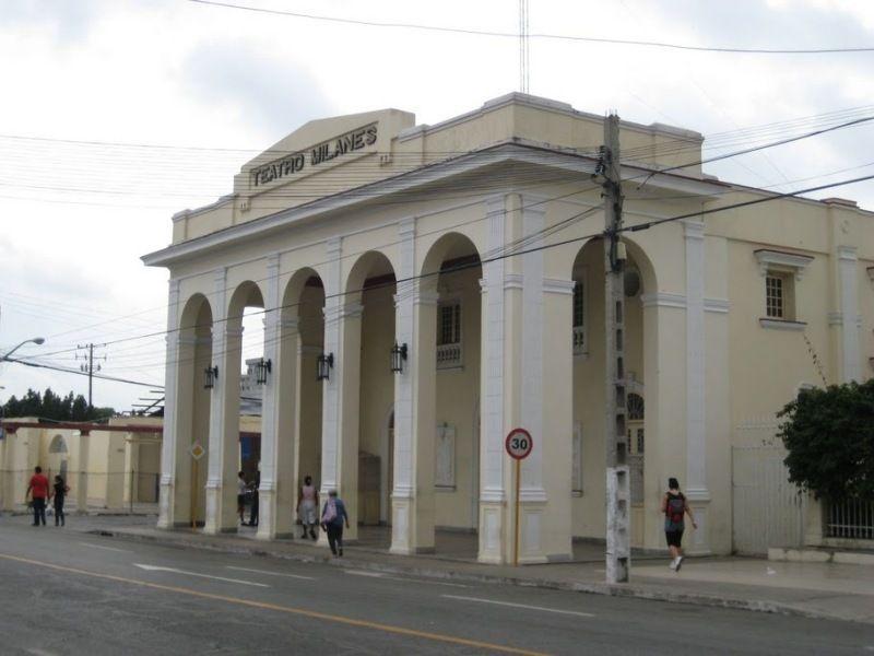 Театр Миланес