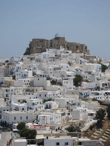 Город Астипалея