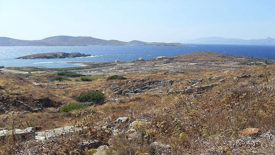 Остров Дилос
