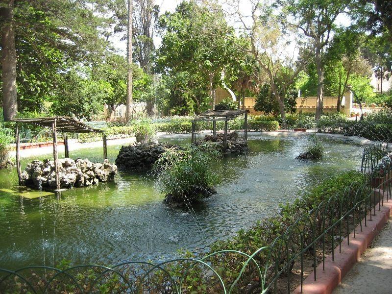 Сады Сан-Антон