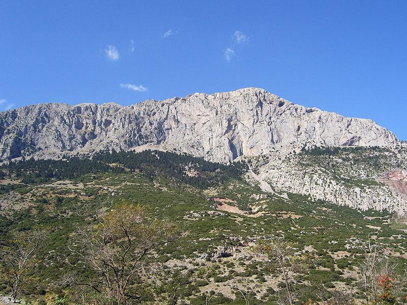 Гора Парнас