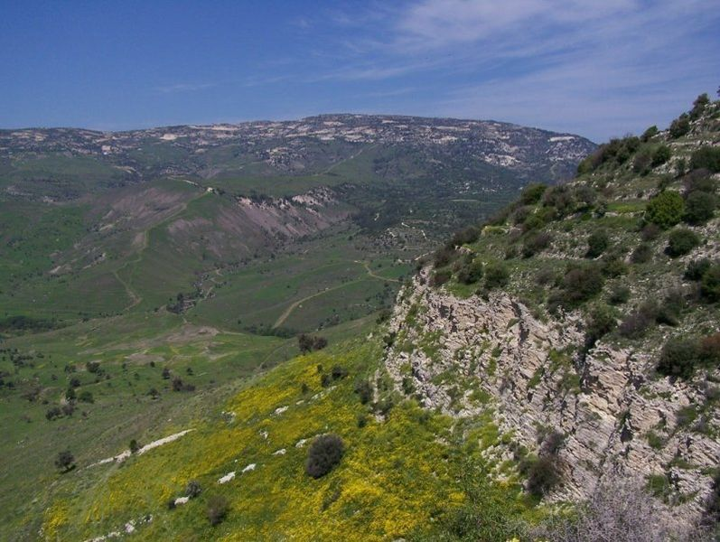 Долина Ксирос