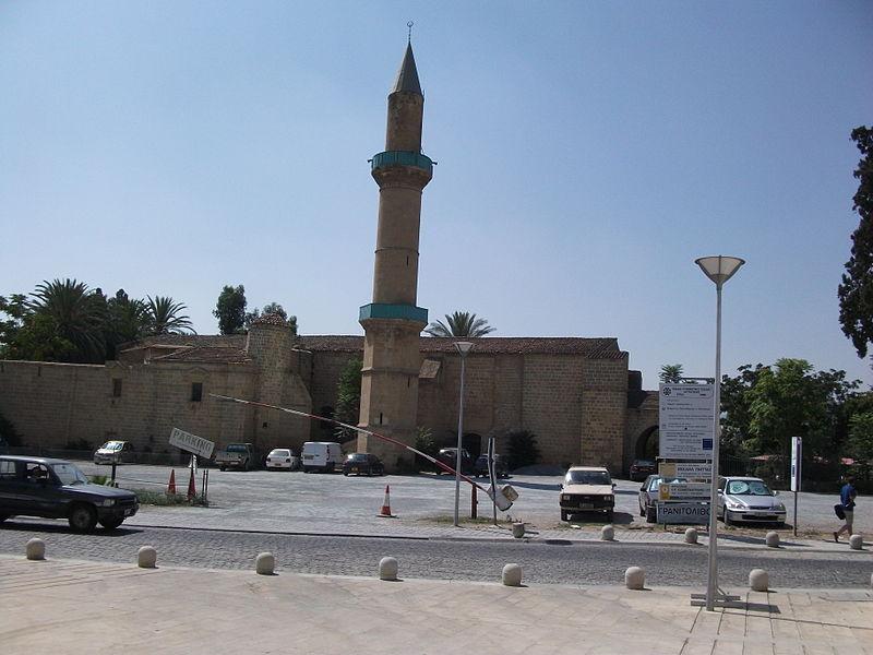 Мечеть Омара (Омерье Ками)