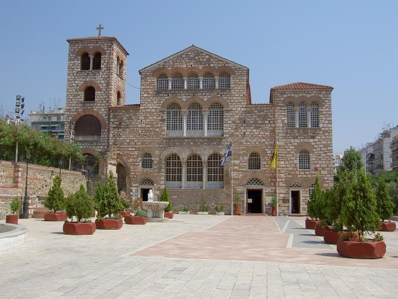 Храм Агиос Димитриос