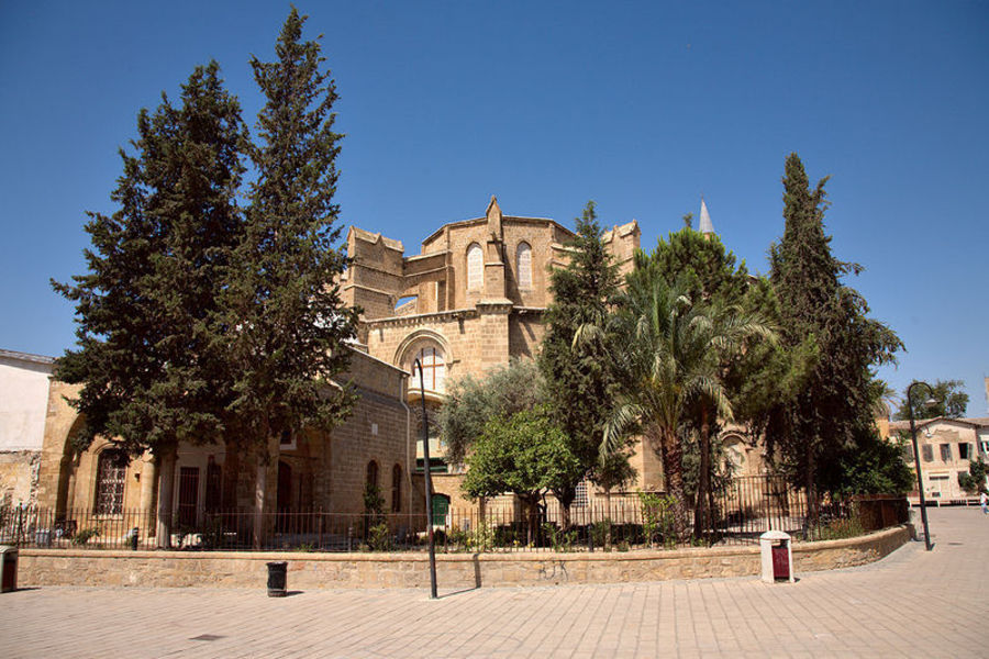 Мечеть Селима (Селими Ками)