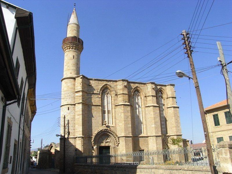 Мечеть Хайдарпаши