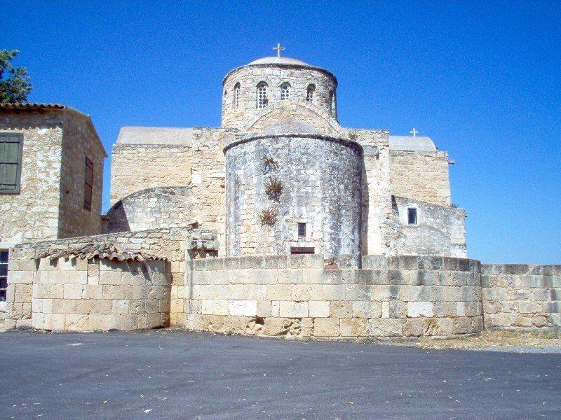 Монастырь Св. Варнавы