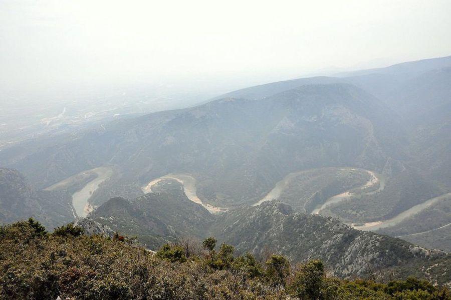 Долина Нестос