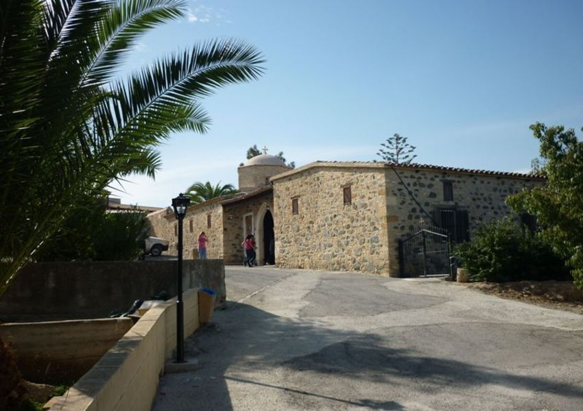 Монастырь Айос-Ираклеидиос
