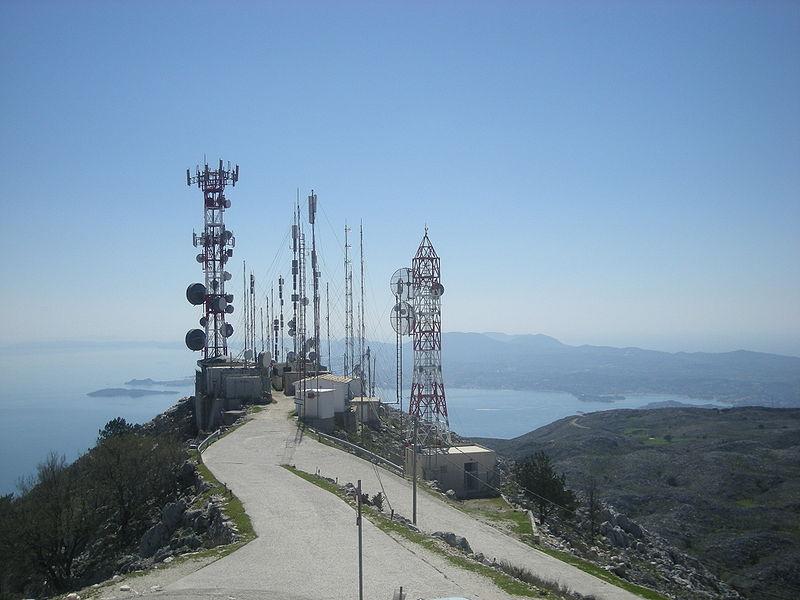 Гора Пандократор