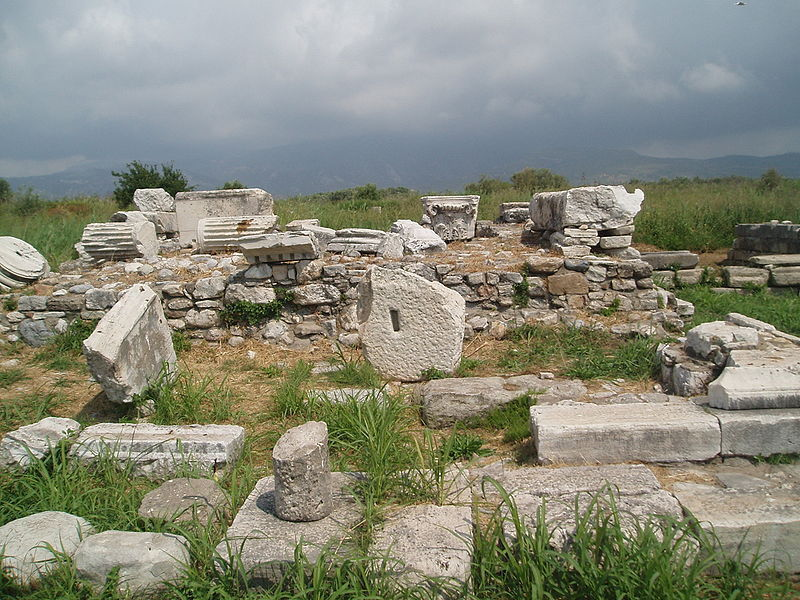 Руины Герайон