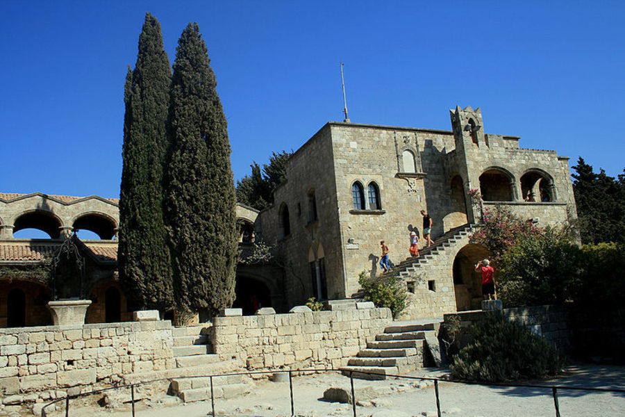 Монастырь Филериму
