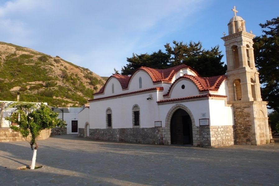 Монастырь Скьяди