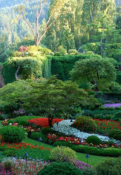 Ботанический сад Аляски