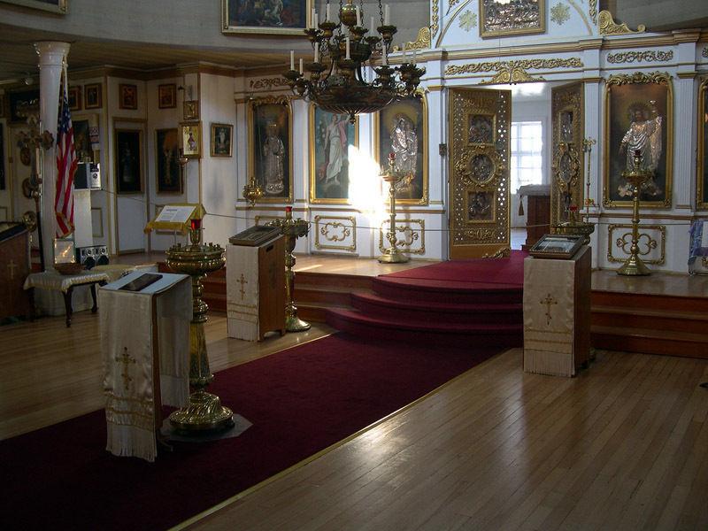 Русский православный собор Михаила Архангела