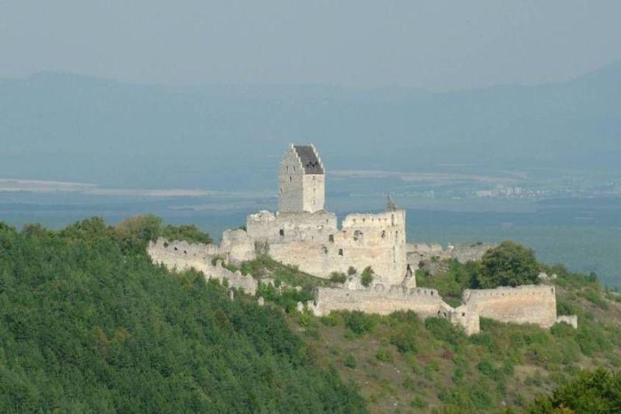 Замок Топольчьянски