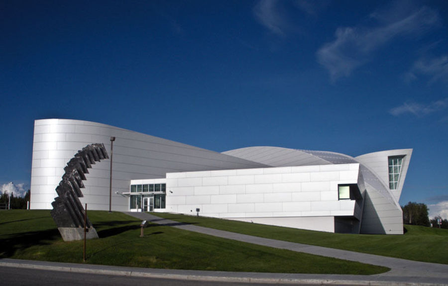 Музей Севера университета Аляски в Фэрбанксе