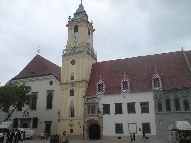 Старая ратуша, Братислава