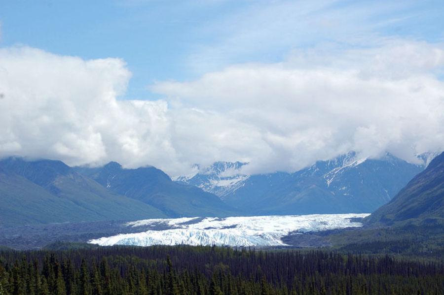 Ледник Матануска