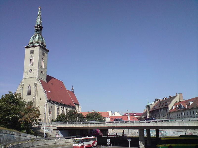 Собор Св. Мартина, Братислава