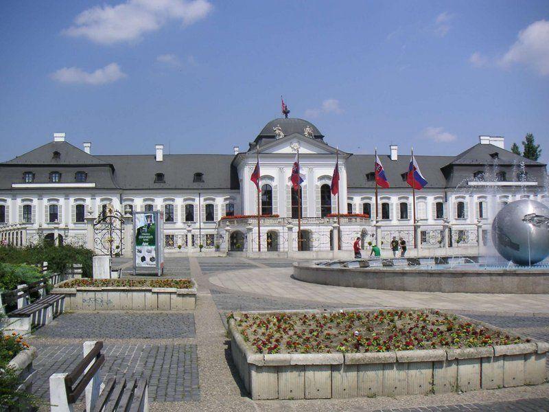 Дворец Грассалковича