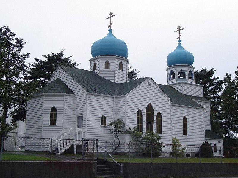 Русская православная церковь Воскресения Христова