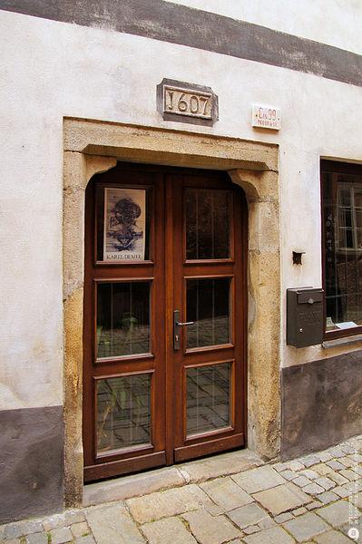 Чешский Крумлов, Чехия