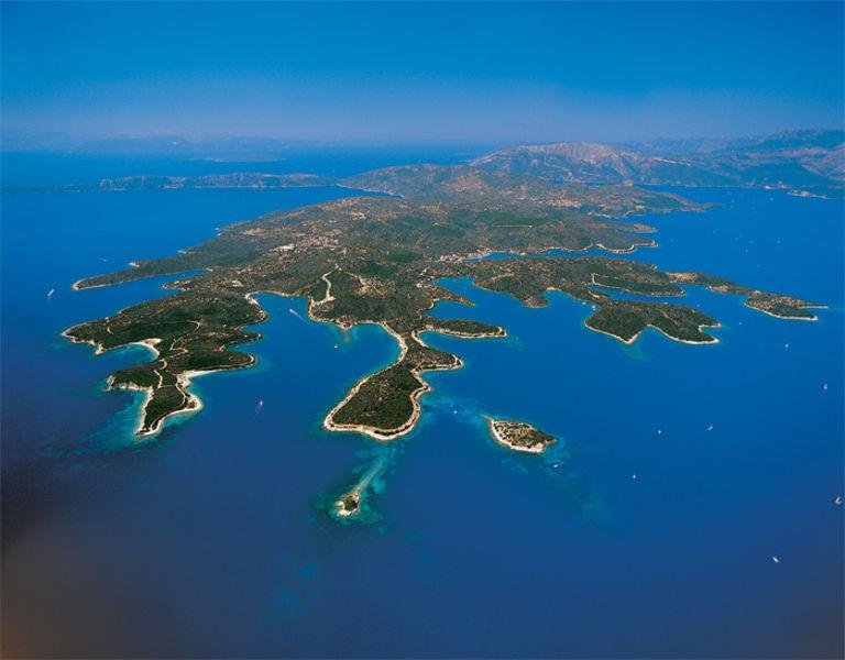 Остров Меганиси