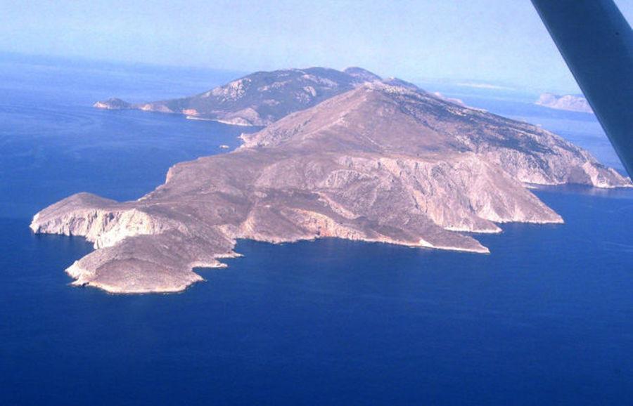 Остров Идра