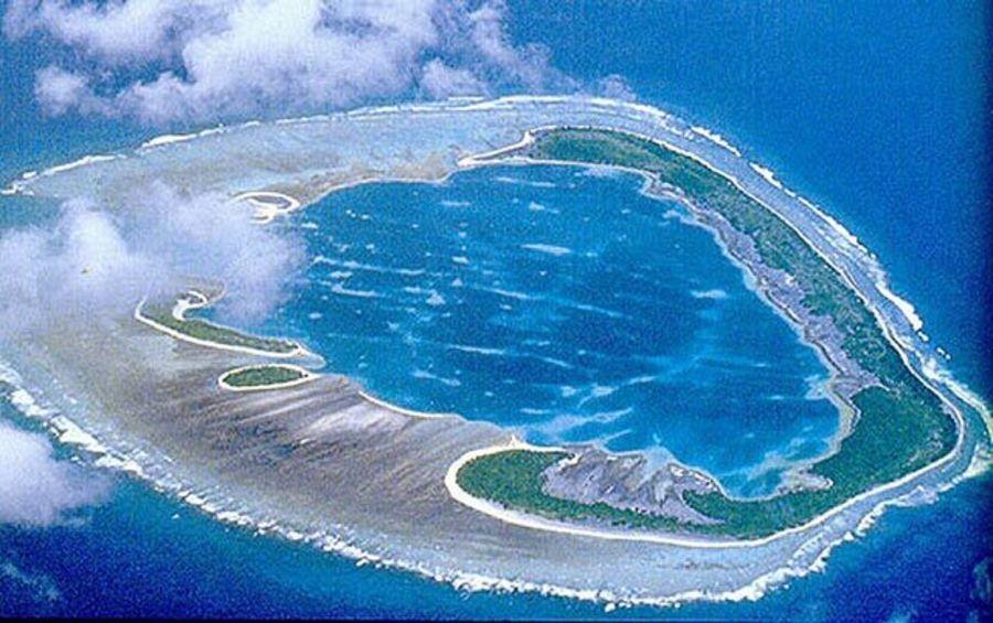 Остров Дюси