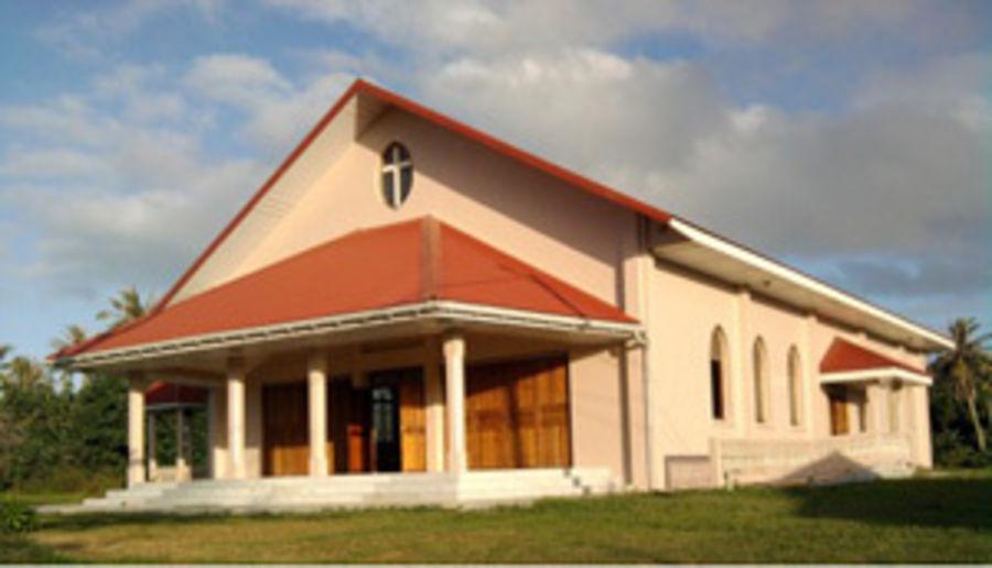 Церковь Cен-Джозеф