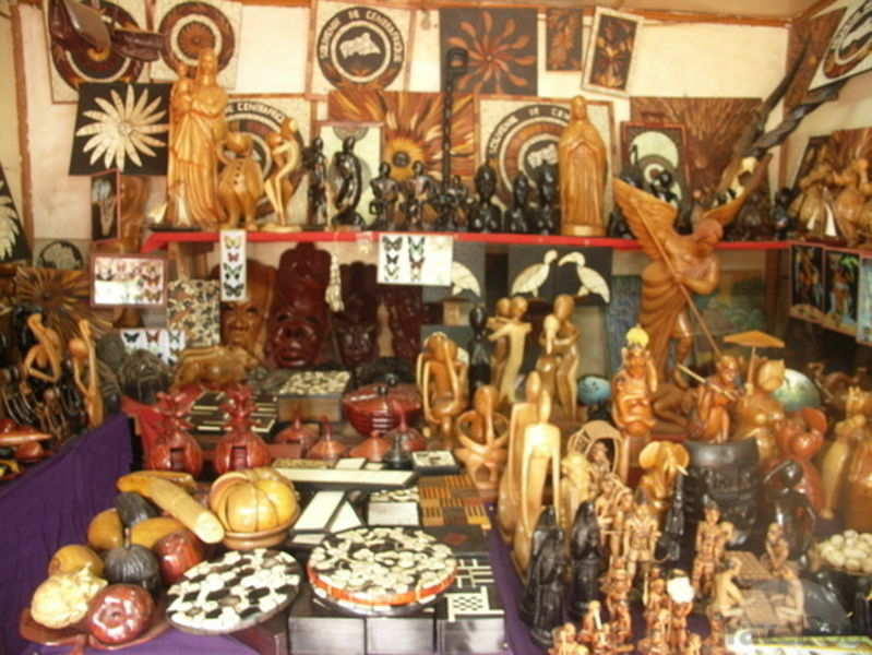 Рынок Банги