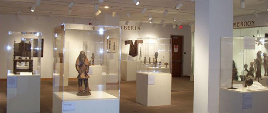 Африканский музей, Монровия