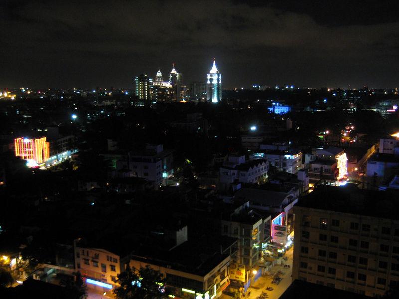 Индийский Бангалор