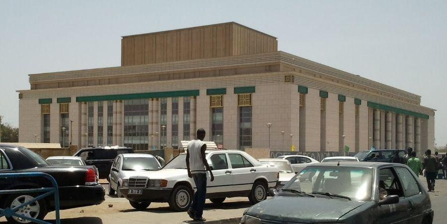 Дакарский театр