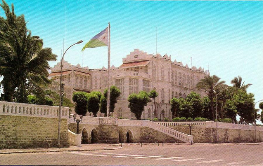 Президентский дворец, Джибути