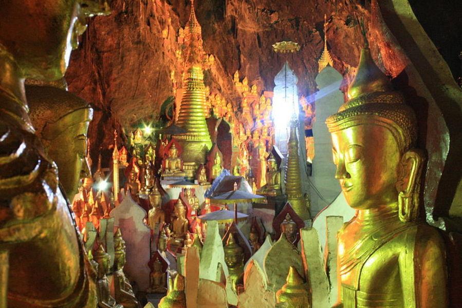 Пещеры Пиндайя