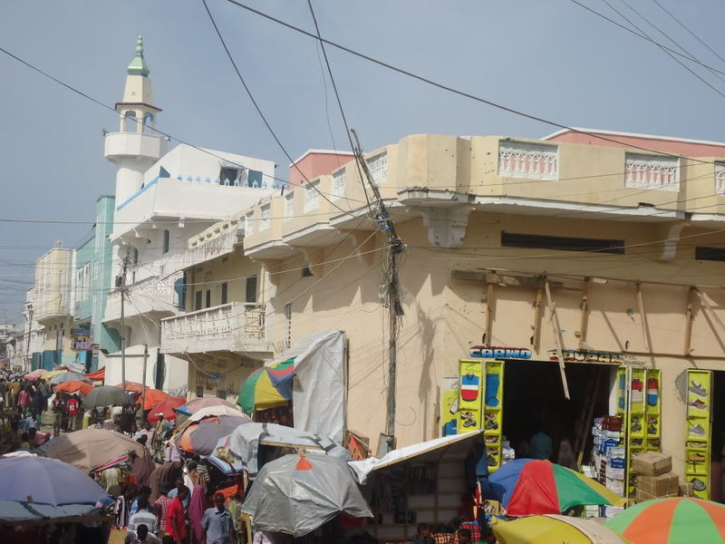 Рынок Бакаара