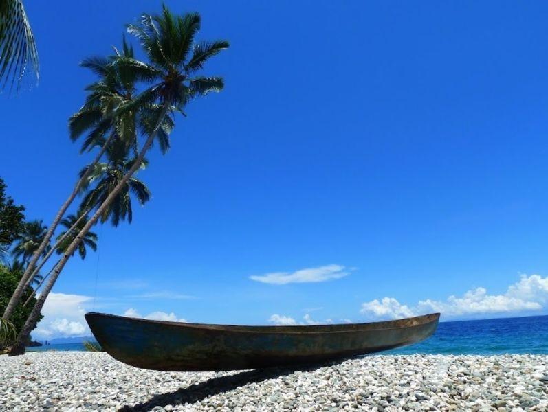 Пляж Тангисалиу