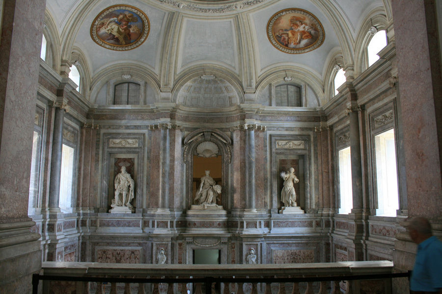 Казерта и Казертский дворец