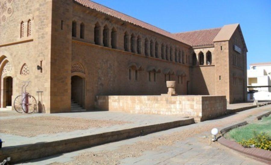 Военный музей, Хартум