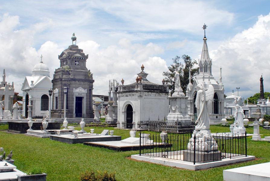 Центральное кладбище, Гуаякиль