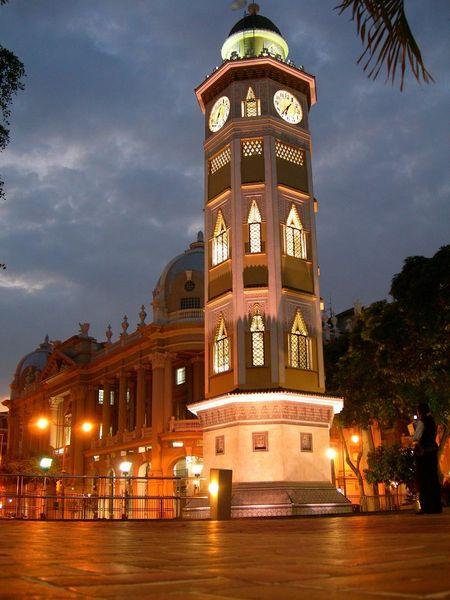 Часовая башня, Гуаякиль