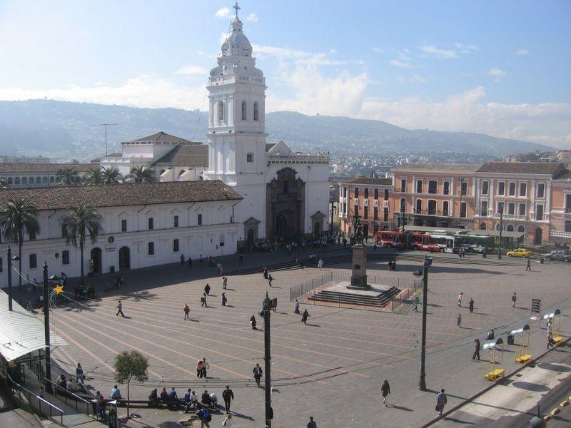 Площадь Санто-Доминго