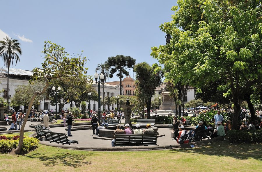 Площадь Независимости, Кито
