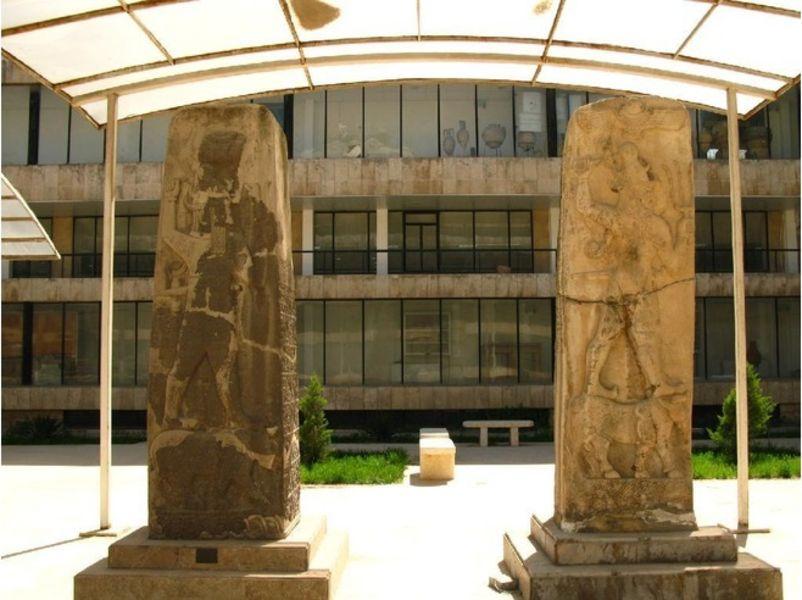 Археологический музей Алеппо